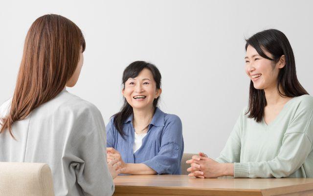 横浜市ハピネス老人ホーム・介護施設紹介センターにてお悩みや疑問などをお伺いいたします。