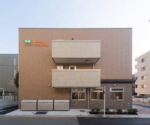 地名の施設種別 ココファン武蔵新城