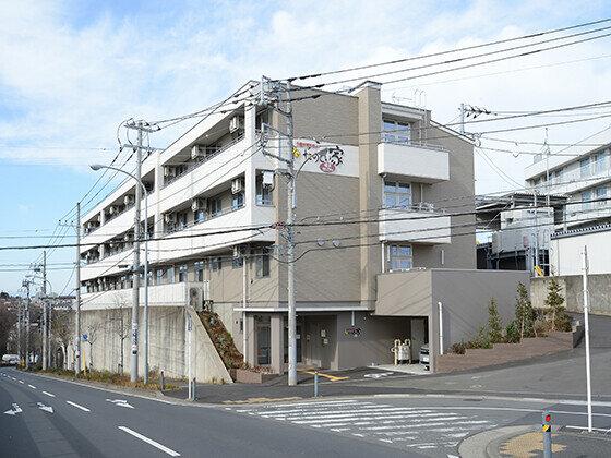地名の施設種別 プレザンメゾン横浜羽沢町