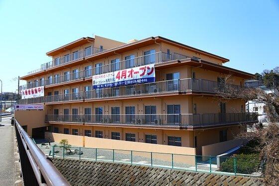 地名の施設種別 ライフコート湘南野比 住宅型有料老人ホームさくらんぼ