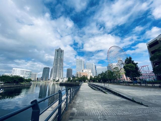 横浜市内の介護施設の数