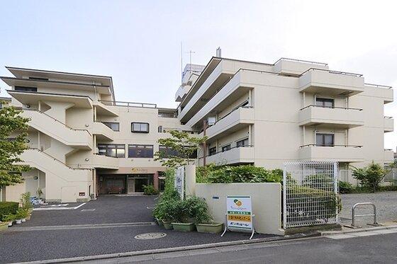 地名の施設種別 メディカル・リハビリホームボンセジュール秦野渋沢